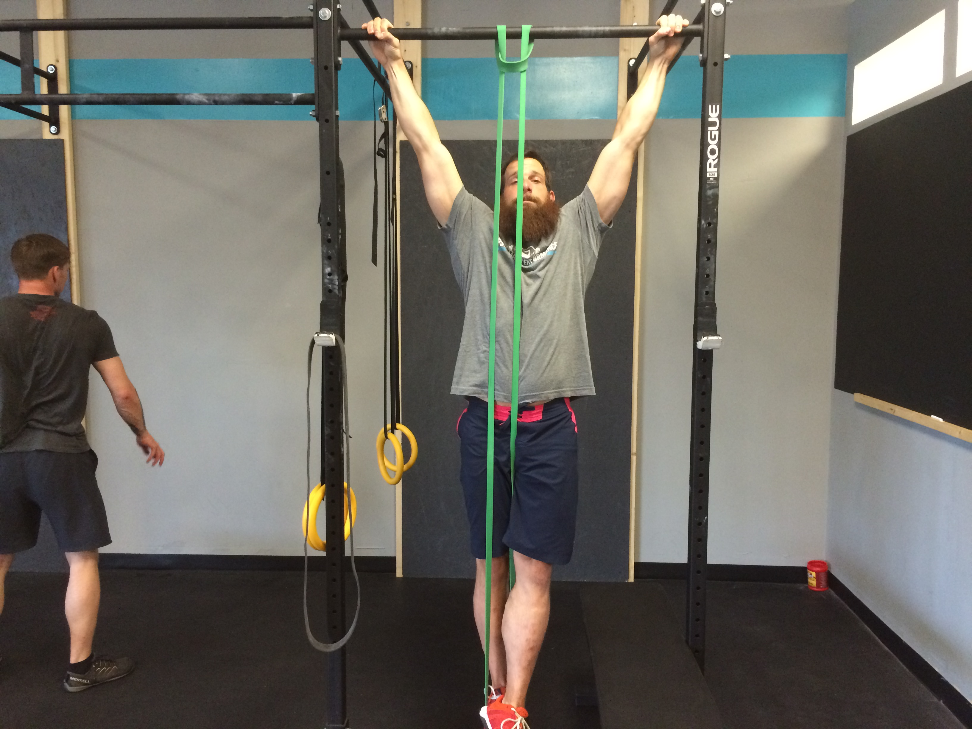 How To Finally Do A Strict Pull Up