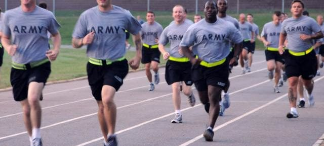 how to improve your apft score